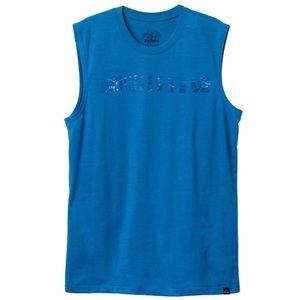 Prana large Aquarius tank  T-shirt new
